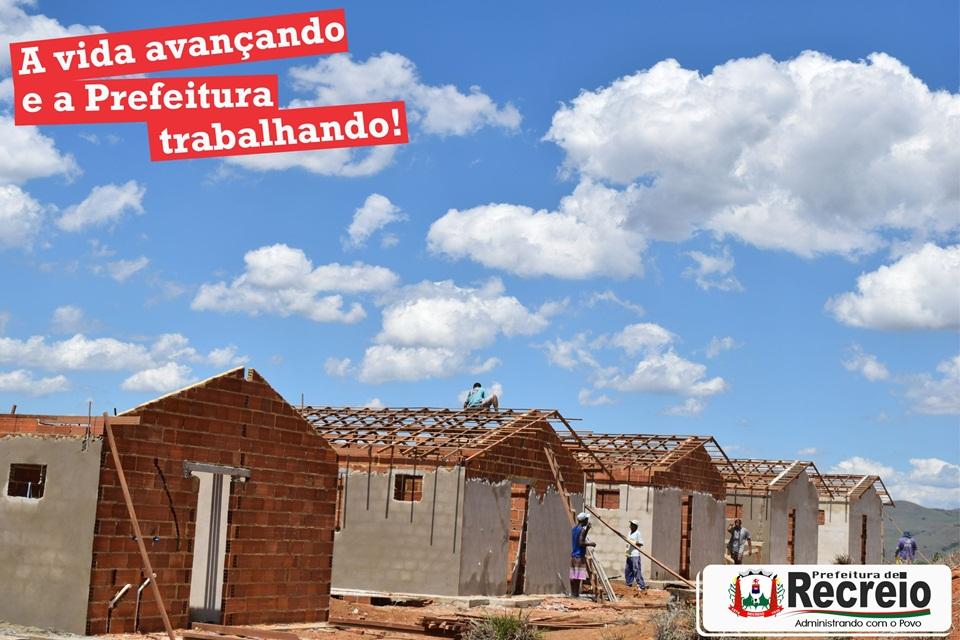 Casas populares de Conceição da Boa Vista